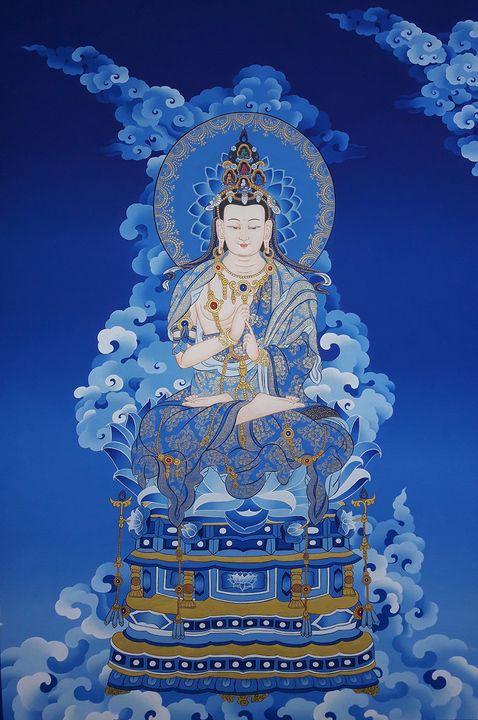 Thangka Painting -  Sujanxestha