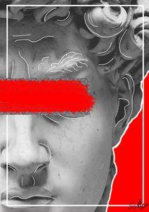 David (Michelangelo) statue Art