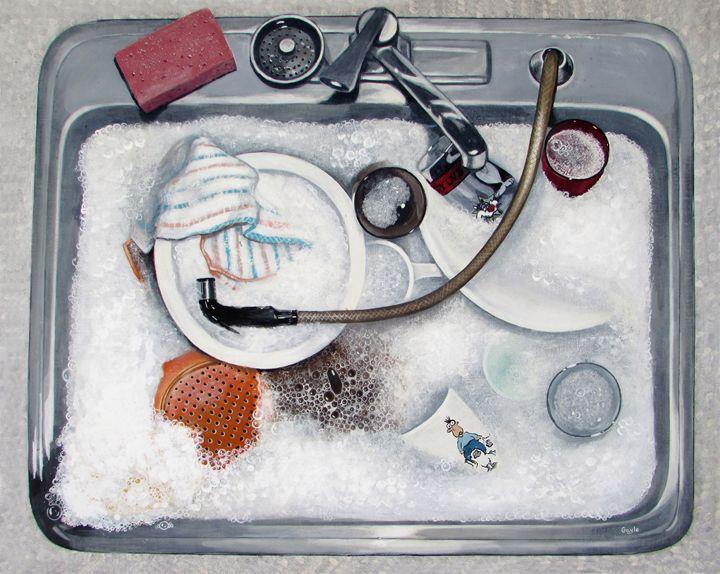 Including the Kitchen Sink - Gayle Lewis Maurer