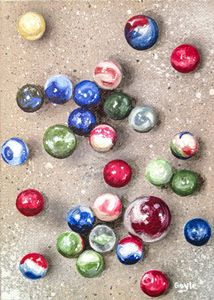 Can't Loose My Marbles!