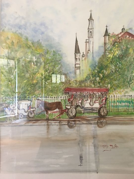 Jackson Square - Tradition, History and Mystique of South