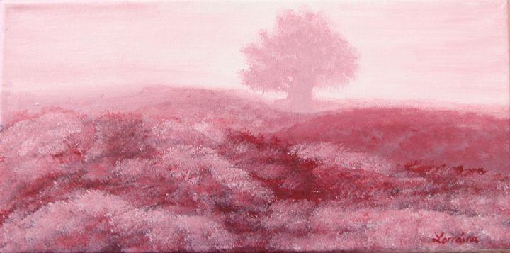 Garden Fog - Lorraina Dreamscapes Gallery