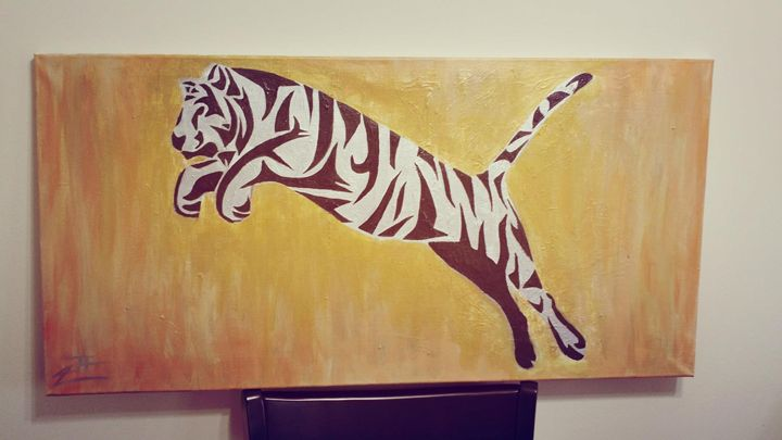 Silver Tiger - JawadOmid