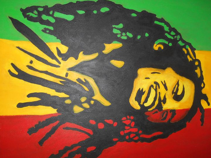 Bob Marley - Lauren Spear