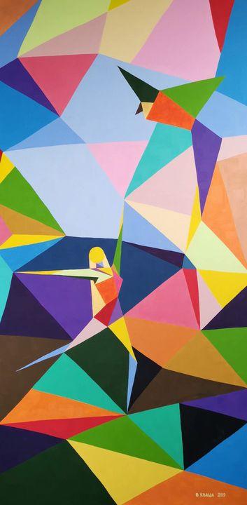 Lady Bird - Valeriia Kvasha