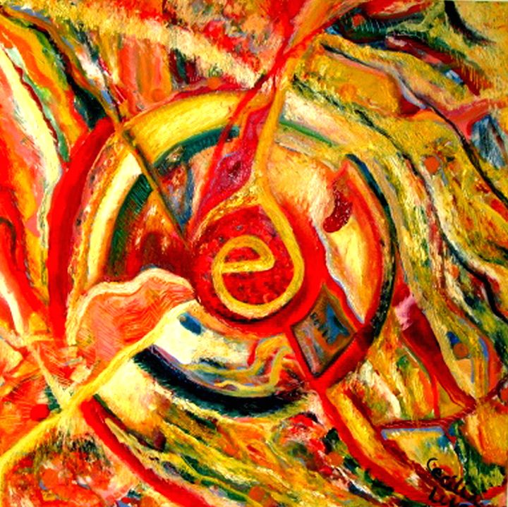Fire/ Des  feux/Fuegos - HEART DREAMING PAINTINGS