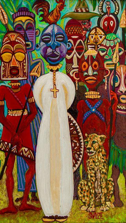 N.A.A.A.P. See John 3:16 - SwayzeArt
