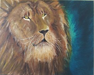 Lion by Fouha