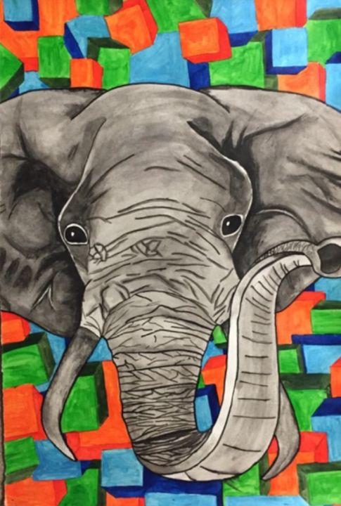 Elephant - Angie kupka