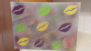 I'm Lip Stick Sexy - Nakemiah's Art
