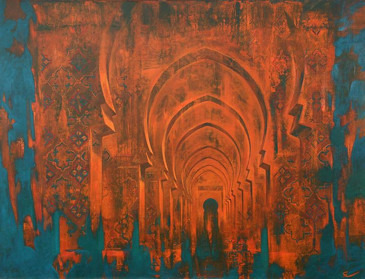 The Flame - Igor Eliseev Art