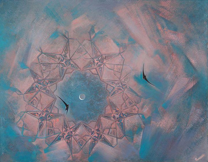 Angels Of Summer - Igor Eliseev Art