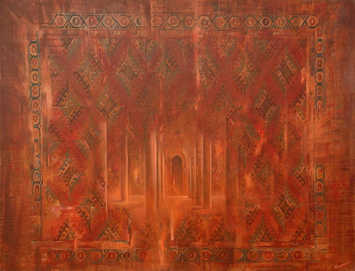 Yomud - Igor Eliseev Art