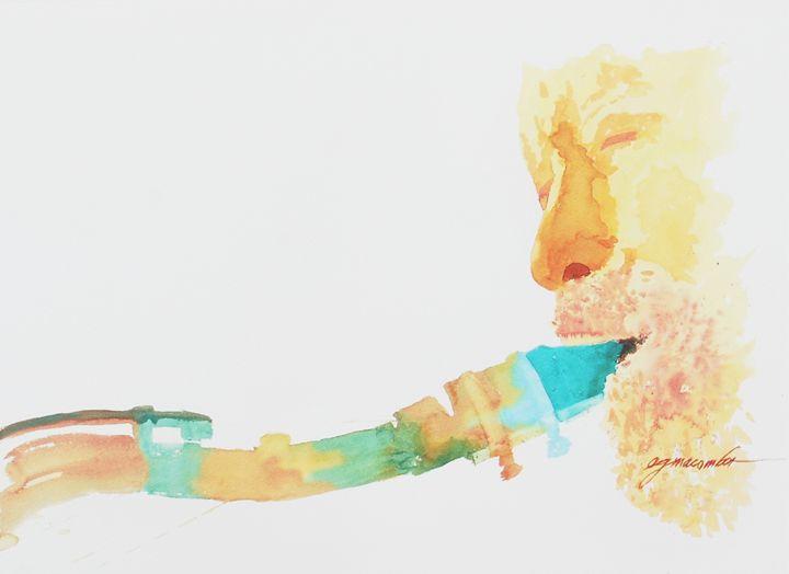 "David ""Fathead"" Newman - egmacomberstudio"
