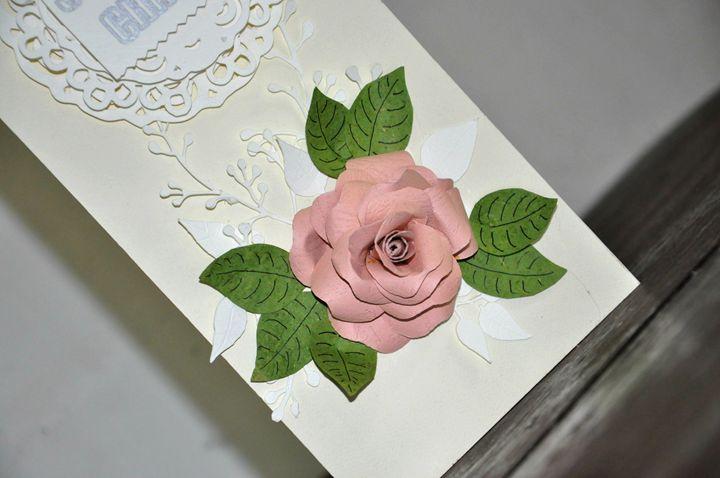 Handmade card - FishGirl@C