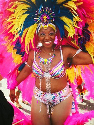 Caribbean Beauty - Art Corner
