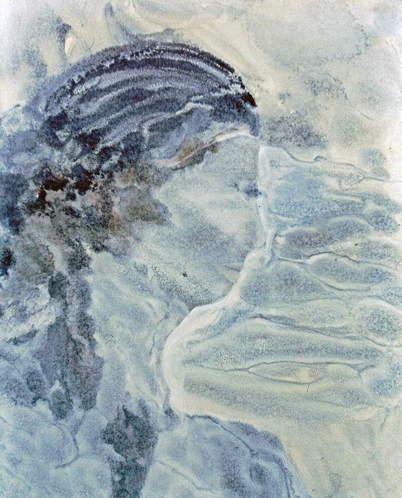 Cheek - Paintings by Jennifer Redman Wadsworth