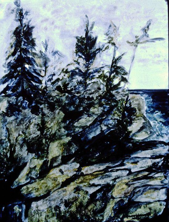 REID - Paintings by Jennifer Redman Wadsworth