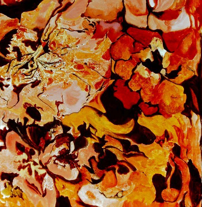 Petals - Paintings by Jennifer Redman Wadsworth