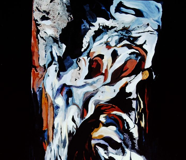 Tree Spirits - Paintings by Jennifer Redman Wadsworth