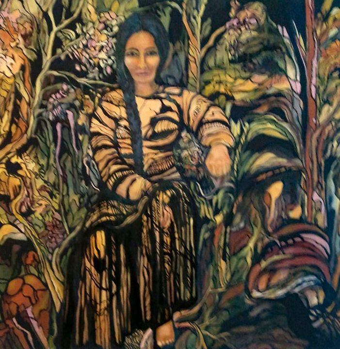 Spirit - Paintings by Jennifer Redman Wadsworth