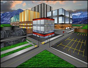 3D City 1