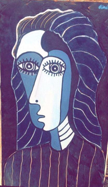 Woman in veil - gon studios