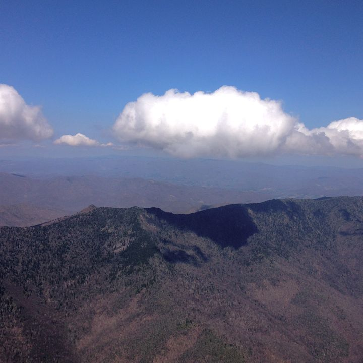 Clouds over Mountains - Phil