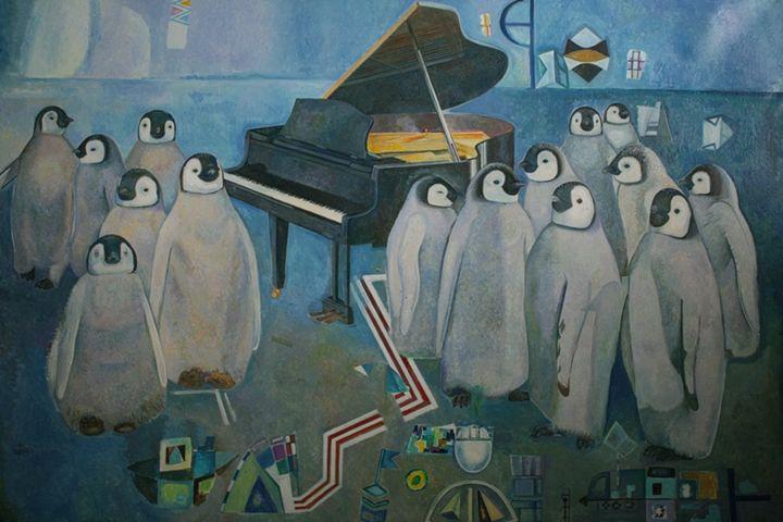 Pingvins - Galarina