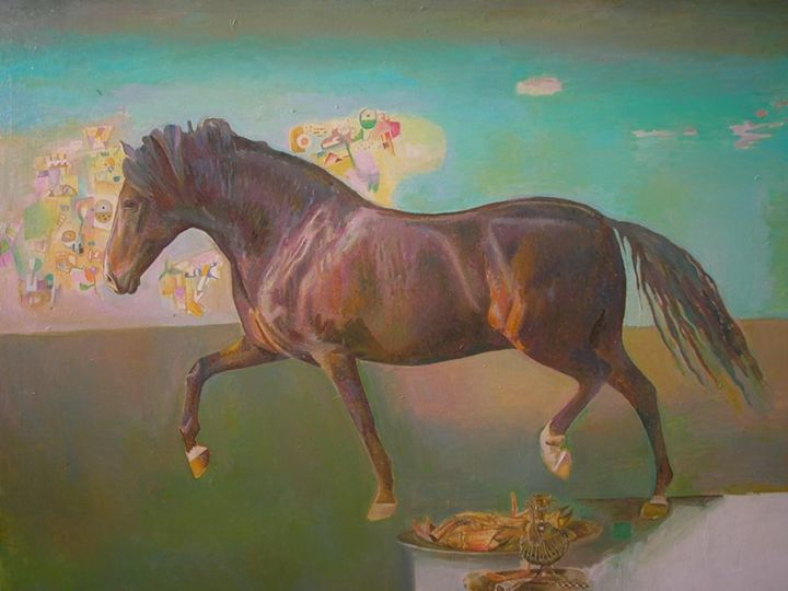 Horse of different things - Galarina