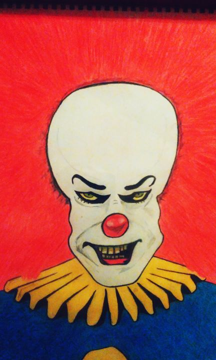 Creepy Clown - A.K.