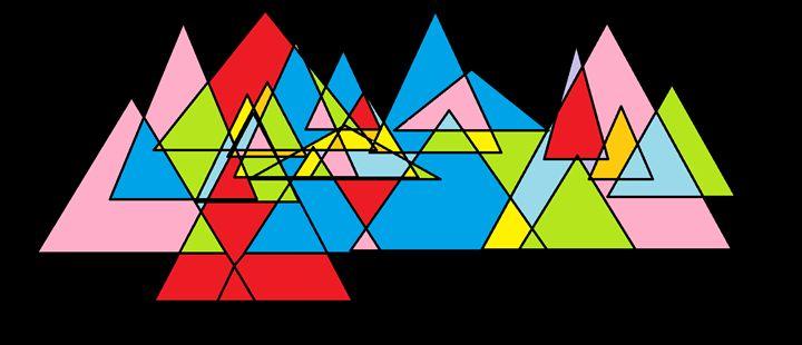 Exotic Triangles - DestroyerofCanvas