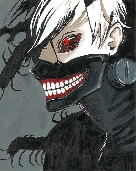 Tokyo Ghoul - Vane's Art