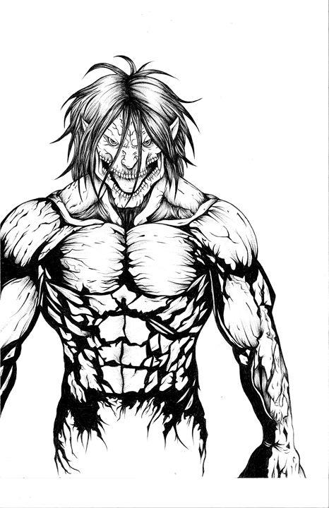 Eren - Vane's Art