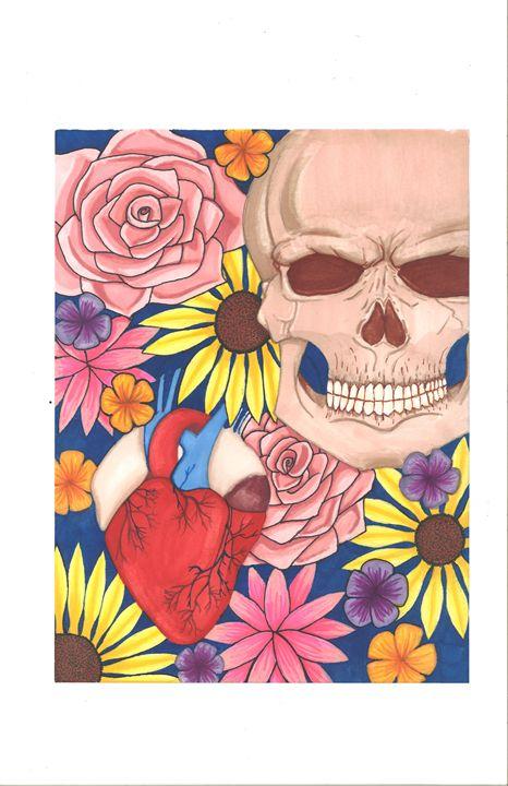 Skull - Vane's Art