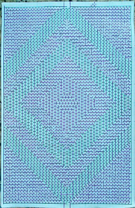 Endless maze - CMT  GRAVITY  DESIGNS