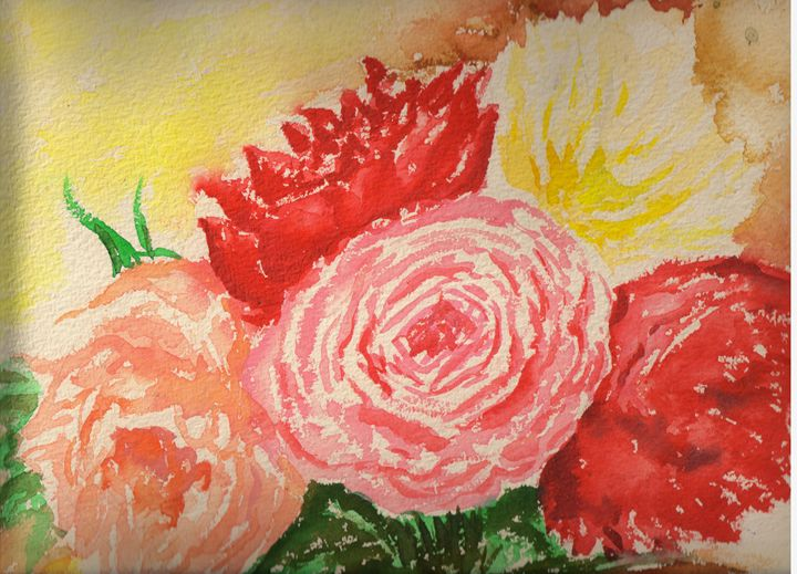 flowers - Tanish Mohanta