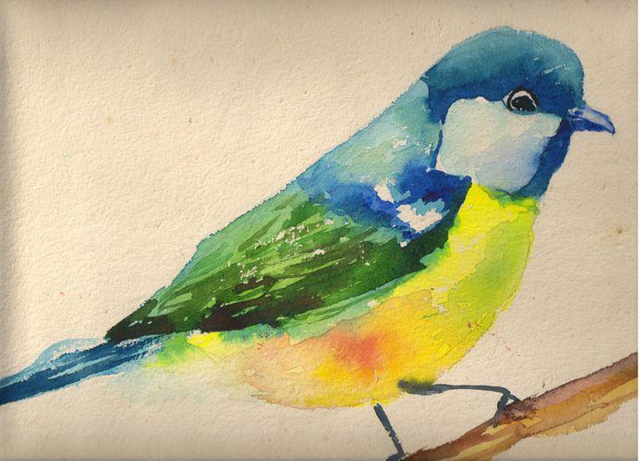 bird - Tanish Mohanta