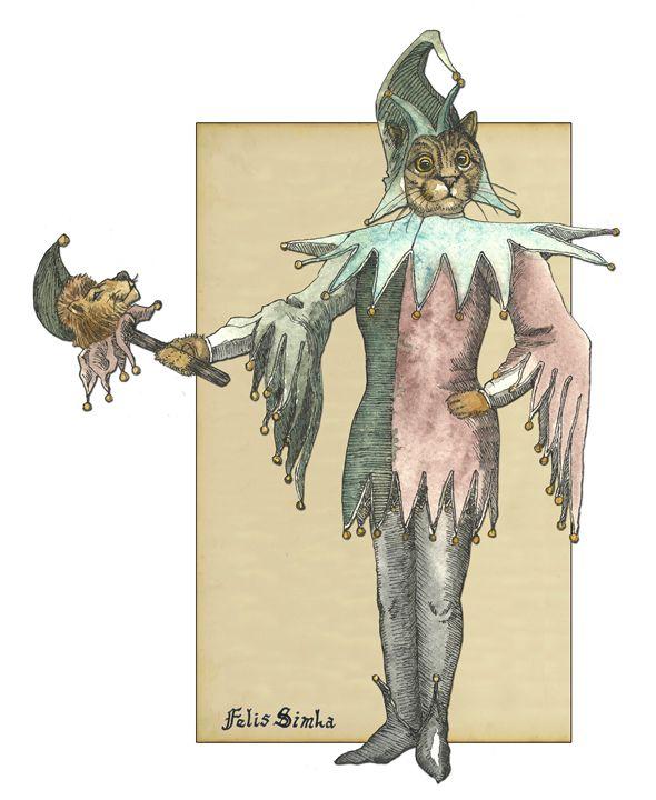 Clown Cat - Felis Simha