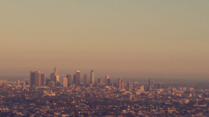 LA Cityscape Warm - NV Designs - ARTboi
