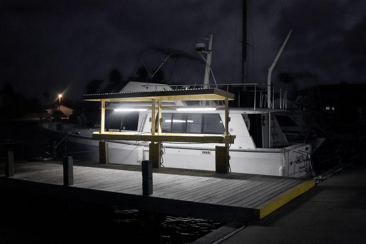 Lonely Boat - NV Designs - ARTboi