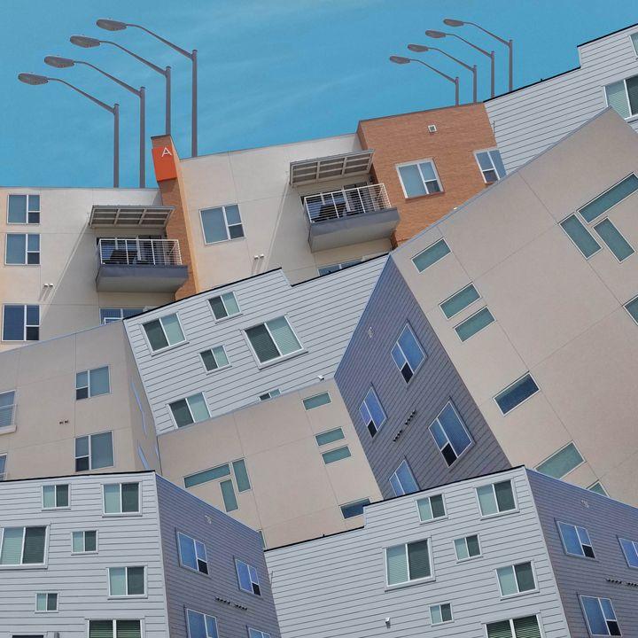 Apartments Collide - NV Designs - ARTboi