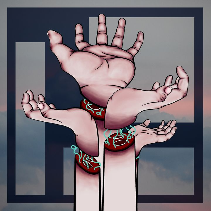 Dead Hands - NV Designs - ARTboi