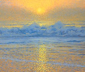 Seascape 2 - Dewey Franklin