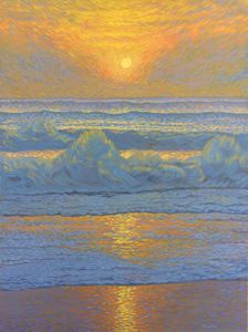 Seascape 1 - Dewey Franklin