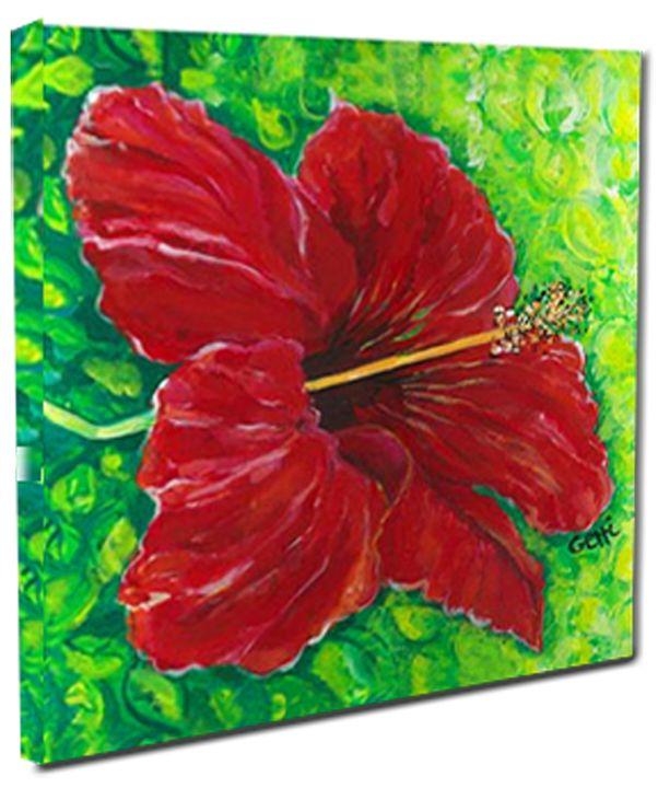 Hibiscus - Gerri Hyman Art