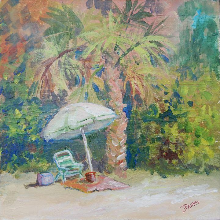 Sanibel Sun - Joy Parks Coats Art