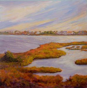 Waterway Morning