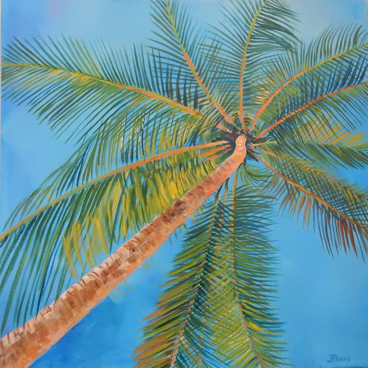 Palm - Joy Parks Coats Art