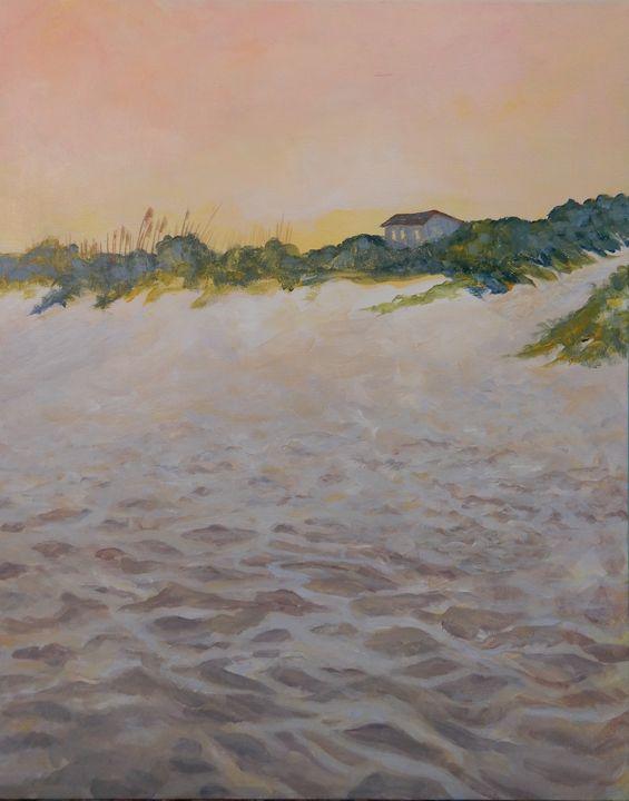 Windswept - Joy Parks Coats Art